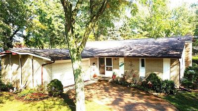 Livonia Single Family Home For Sale: 17990 Parklane Street