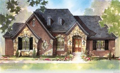Clinton Twp Single Family Home For Sale: 37576 Paula Ct
