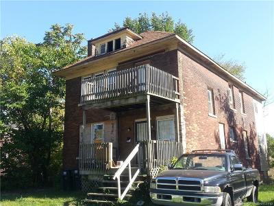 Multi Family Home For Sale: 1963 Seward Street