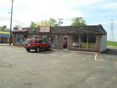 Madison Heights MI Commercial Lease For Lease: $850