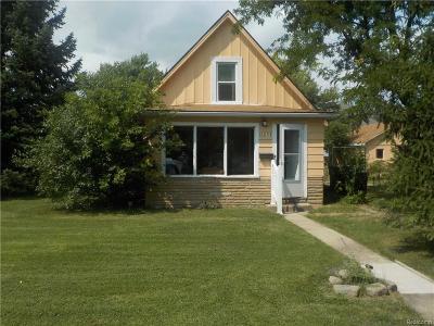 Southgate Single Family Home For Sale: 16853 Helen Street