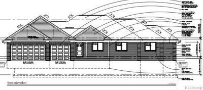 Fraser Single Family Home For Sale: 33470 Farmview Lane