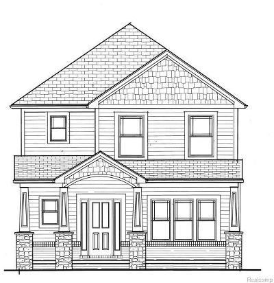 ROYAL OAK Single Family Home For Sale: 1407 Cherokee Avenue