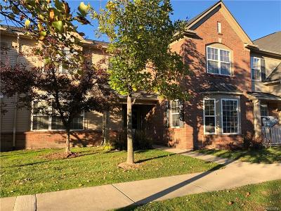 Salem, Salem Twp, Canton, Canton Twp, Plymouth, Plymouth Twp Rental For Rent: 47528 Pembroke Dr
