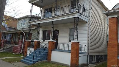 Hamtramck Multi Family Home For Sale: 2404 Burger Street