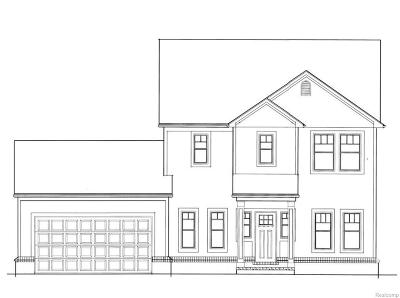 Royal Oak Single Family Home For Sale: Parkdale