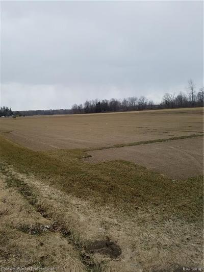Ray Twp Residential Lots & Land For Sale: 26 Mile