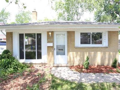 Dearborn, Dearborn Heights Single Family Home For Sale: 24090 Hanover Street