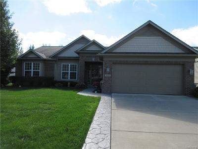Brownstown Twp Single Family Home For Sale: 26919 Bridgewater Way