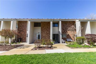 West Bloomfield, West Bloomfield Twp Condo/Townhouse For Sale: 6156 Palomino Court