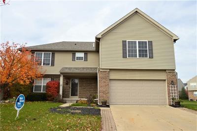 Van Buren Twp Single Family Home For Sale: 42128 Salem Ct