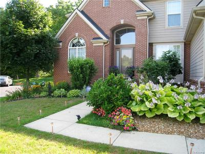 West Bloomfield, West Bloomfield Twp Single Family Home For Sale: 4565 Appletree Court