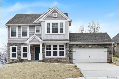 Fenton Single Family Home For Sale: 724 Plum Tree Lane