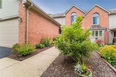 Brighton Condo/Townhouse For Sale: 1025 Pinewood Court