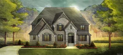 Clinton Twp Single Family Home For Sale: 37598 Paula Court