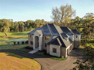 Bloomfield Twp Single Family Home For Sale: 3165 Ayrshire Drive