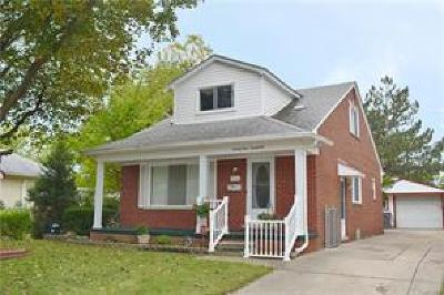 Dearborn Single Family Home For Sale: 2436 Westpoint Street