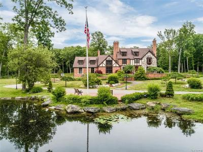 Oakland County Single Family Home For Sale