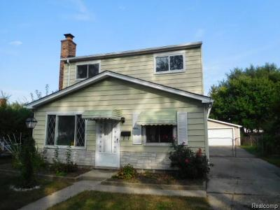 Madison Heights Single Family Home Pending: 26130 Osmun Street