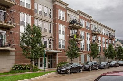 Detroit Condo/Townhouse For Sale: 66 Winder Street #324