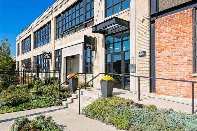 Detroit Condo/Townhouse For Sale: 460 W Canfield Street #216