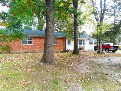 Green Oak Twp MI Single Family Home For Sale: $220,000