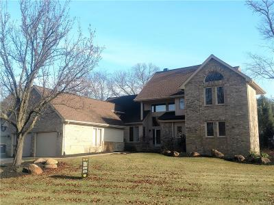Commerce Twp Single Family Home For Sale: 2031 Lakeshore Drive