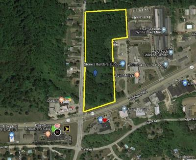 Commercial Lots & Land For Sale: Highland