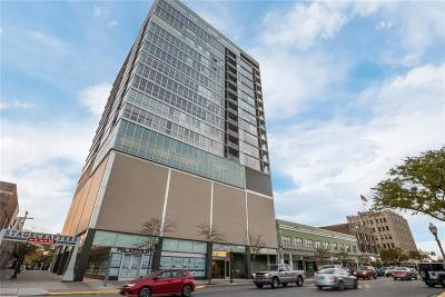 Royal Oak Condo/Townhouse For Sale: 432 S Washington Avenue #1203
