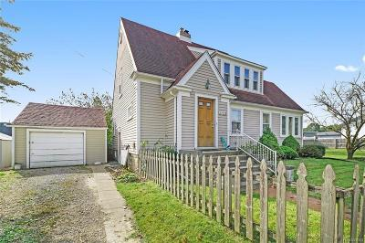 Huron Twp Single Family Home For Sale: 37235 Evans Street