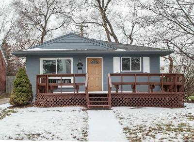 Birmingham MI Rental For Rent: $2,000