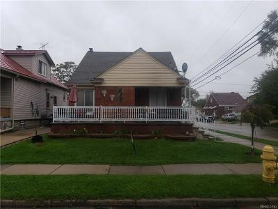 Dearborn Single Family Home For Sale: 5295 Argyle Street