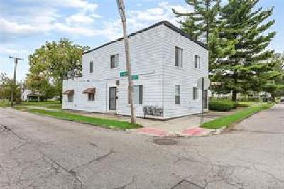 Detroit Multi Family Home For Sale: 8766 Agnes Street