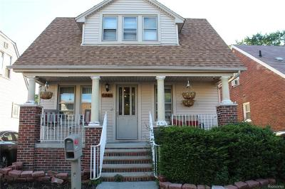 Dearborn, Dearborn Heights Single Family Home For Sale: 6245 Mead Street