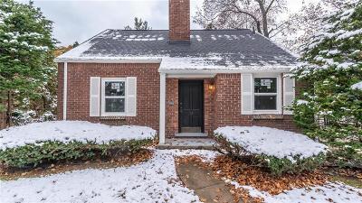 Pleasant Ridge Rental For Rent: 12 Maywood Avenue