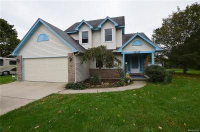 Farmington Hills Single Family Home For Sale: 35917 W Fourteen Mile