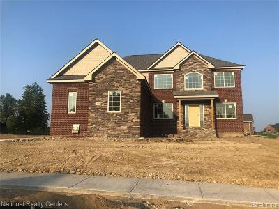 Oxford Single Family Home For Sale: 452 Golfside Drive