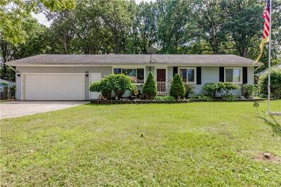 Flat Rock Single Family Home For Sale: 25905 Matilda Avenue