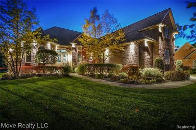 Washington Twp Single Family Home For Sale: 6052 Adams Court