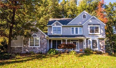 Highland Twp Single Family Home For Sale: 497 Timber Ridge Drive
