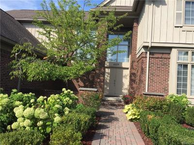 West Bloomfield Twp Single Family Home For Sale: 6604 Shadowood Drive
