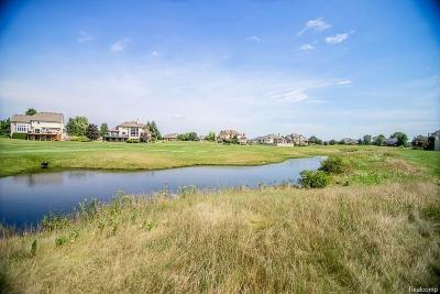 Highland Twp Residential Lots & Land For Sale: 1186 Gleneagles