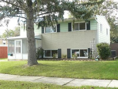 Rockwood Single Family Home For Sale: 31686 Olmstead Road