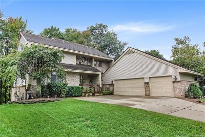 Commerce Twp Single Family Home For Sale: 1850 Viking Circle