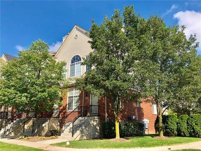 Novi Condo/Townhouse For Sale: 30673 Ardmore Court
