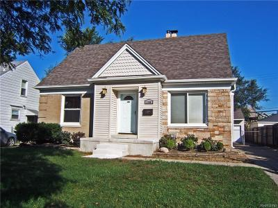 Ferndale Single Family Home For Sale: 1306 W Troy Street