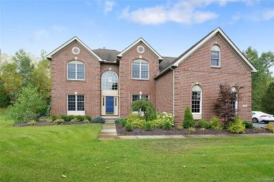 Milford Twp Single Family Home For Sale: 1541 Fairfax Court