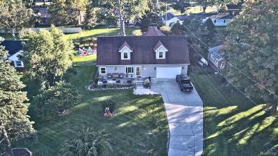 Livonia MI Single Family Home For Sale: $339,900
