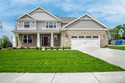 Fenton Single Family Home For Sale: 13100 Hollynton (Homesite 53) Court