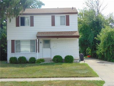 Southfield Single Family Home For Sale: 29132 Fairfax Street
